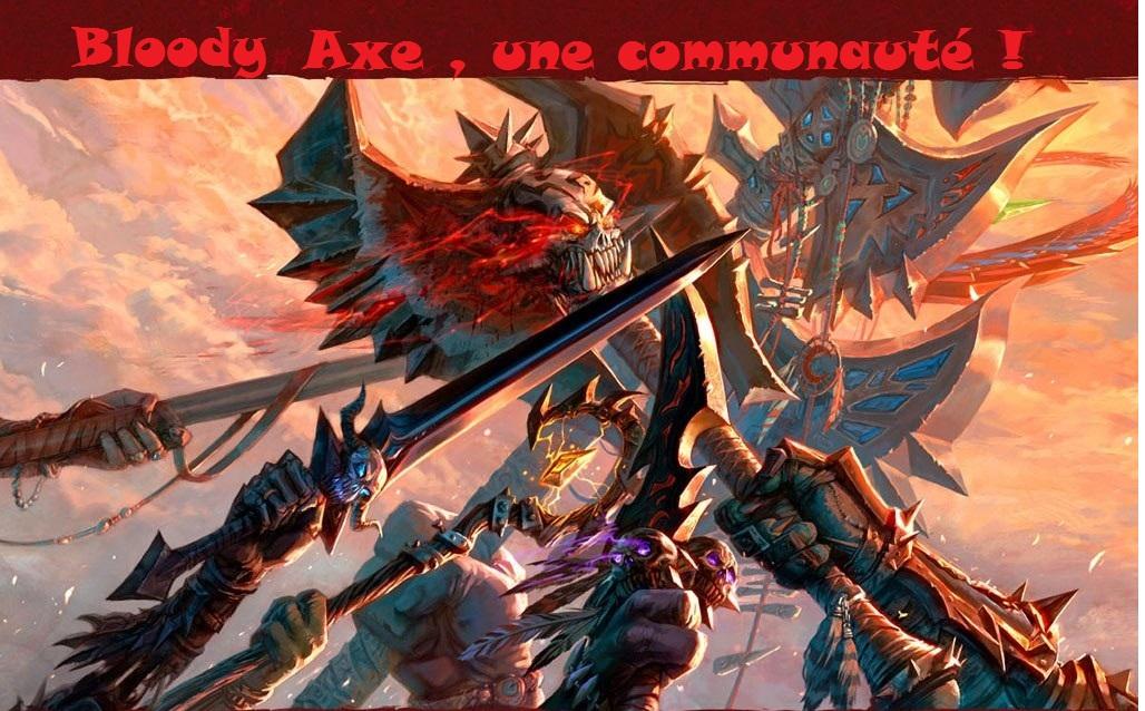 Bloody Axe Index du Forum