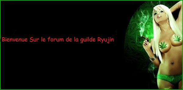 guilde ryujin - domen - Index du Forum
