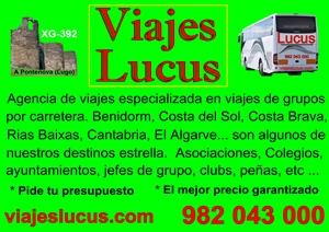 Viajes Lucus
