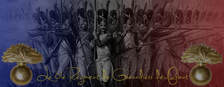 61e Régiment de Grenadiers de Front Index du Forum