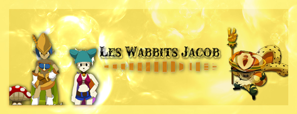 Les Wabbits Jacob Index du Forum