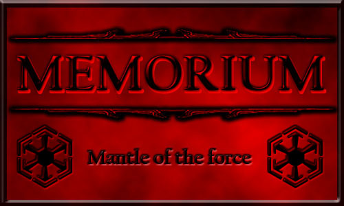 MEMORIUM Index du Forum