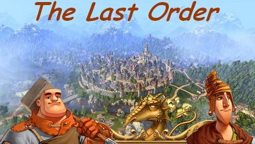 the last order guilde de tso Index du Forum