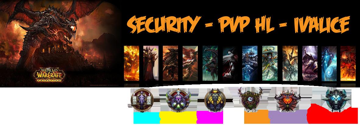 security pvp hl Index du Forum