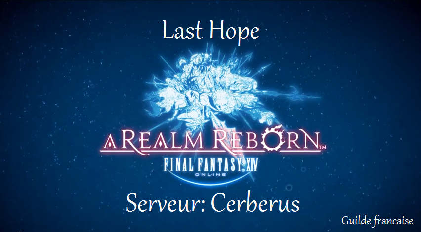 last hope Index du Forum