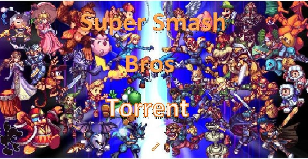 super smash bros torrent Forum Index