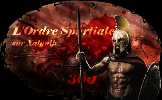 Ordre Spartiate Index du Forum