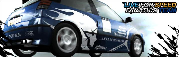 Live for Speed Fanatics team Index du Forum