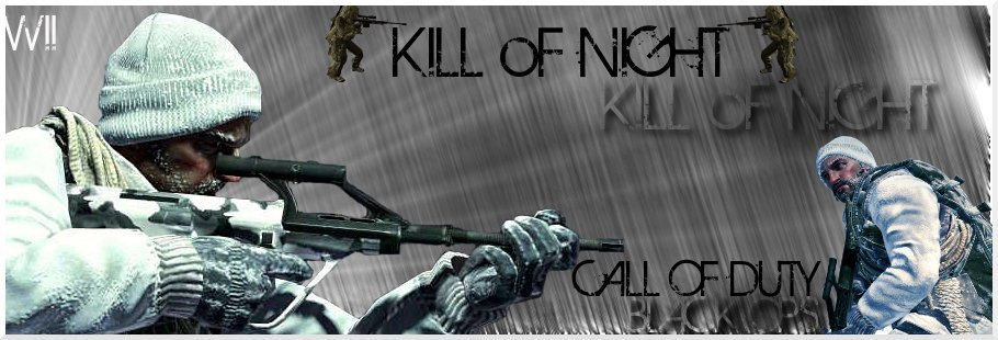 Team Killer of the Night COD Black Ops Wii Index du Forum