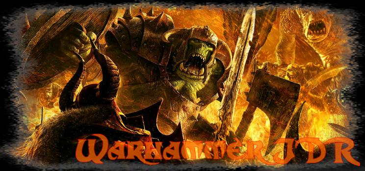 warhammer jdr Index du Forum