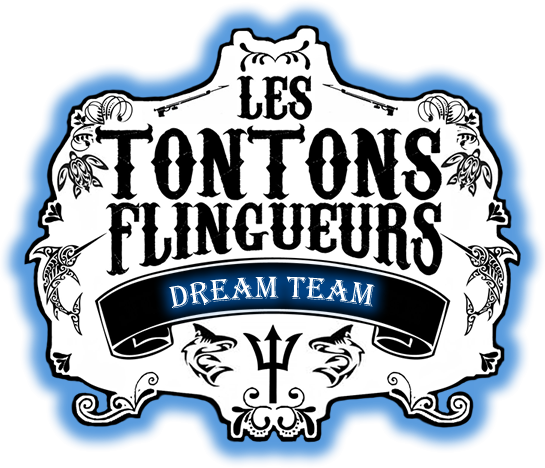les tontons flingueurs team tontons flingueurs chasse sous marine apero rigolade. Black Bedroom Furniture Sets. Home Design Ideas