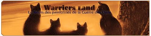 Warriors-Land Index du Forum