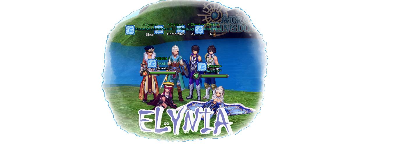 Elynia Aura Kingdom Index du Forum